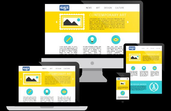 Responsive Web Design Mobile Friendly Website Development
