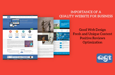 Importance of a Quality Website for Business