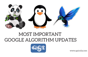 Most Important Google Algorithm Updates