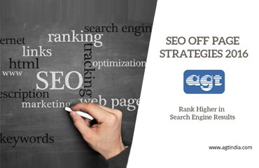 OFF Page SEO Strategies 2016