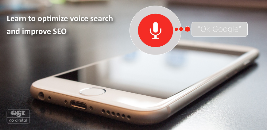 Learn to optimize voice search and improve SEO