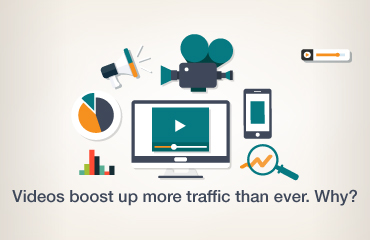 Videos Boost Up More Traffic